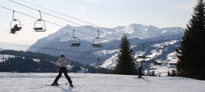 The Amazing Lure of Morzine for Absolute Beginners