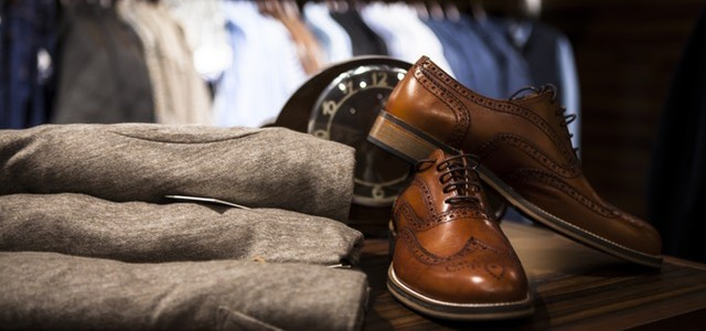 Mistakes men make with their shoes