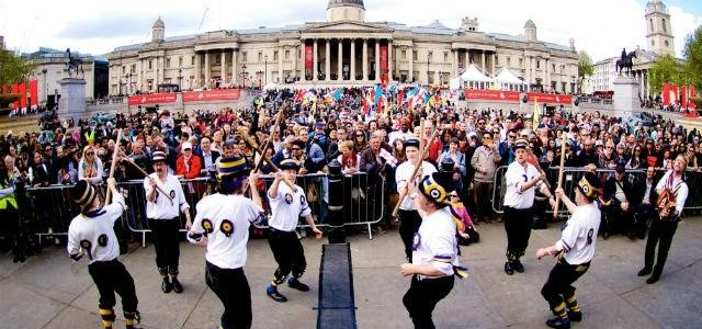 April 2017 Spring Events in London