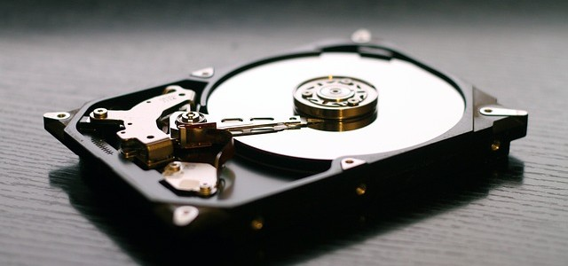 Personal Data and Second Hand Drives