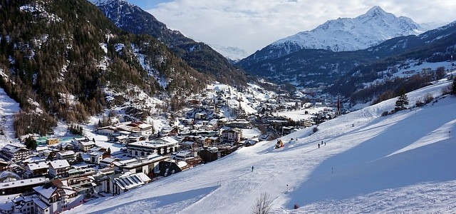5 of the best places to ski in Austria